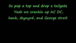 Brantley Gilbert-Kick it in The Sticks Lyrics