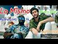Maître GIMS - Lo Mismo (feat Alvaro Soler - Nightcore)