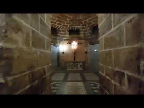 Cripta de la Catedral de Cádiz