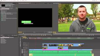 Adobe Dynamic Link Tutorial: Bring After Effects Compositions into Premiere Pro YT