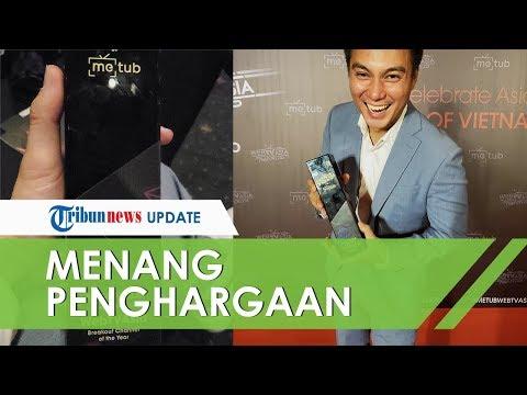 Baim Wong Rajin Nge Vlog, YouTube Baim Paula Menang Penghargaan METUBE WebTVAsia Awards 2019