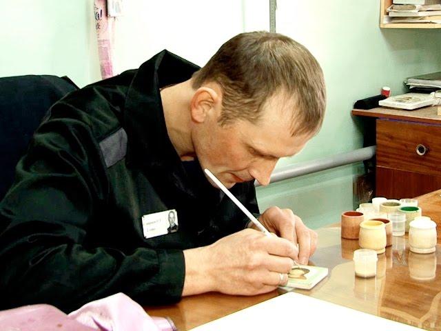 Иконописец в робе