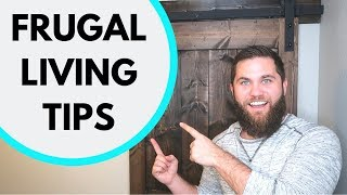 10 Frugal Living Tips That ACTUALLY Work | Frugal Living To Financial Independence