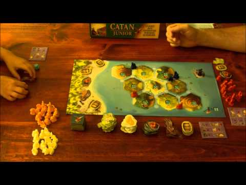 Critical Review - Catan Junior