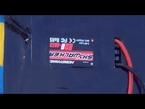 Hobbywing Skywalker 2-6S 80A ESC from Banggood
