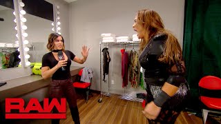 After disposing of a local competitor, Nia Jax hears what Alexa Bliss really thinks of her. Get your first month of WWE Network for FREE: http://wwenetwork.com Subscribe to WWE on YouTube: http://bit.ly/1i64OdT Visit WWE.com: http://goo.gl/akf0J4 Must-See WWE videos on YouTube: https://goo.gl/QmhBof