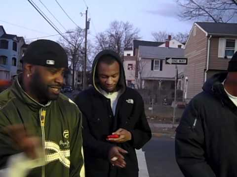 Ace Kannon & B.I. & Luck Dollars & Q Cypher - Hartford CT