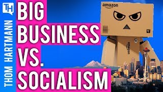 Amazon Spends $1.45m to Buy Votes in One City (w/ Kshama Sawant)