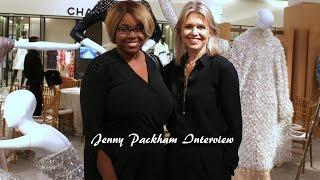 DESIGNER INTERVIEW: Jenny Packham