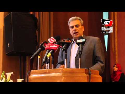 جابر نصار: «القصر العيني يفتح أبوابه لكل الناس وبلا تكلفة»