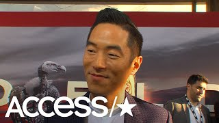 'Westworld's' Leonardo Nam Teases A 'New Side Of Felix' In Season 2 | Access