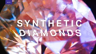 Synthetic Diamonds on The VERGE