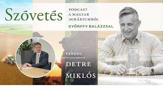 Detre Miklóssal az egységes kérelmek beadásáról - Szóvetés 2. évad 7. epizód