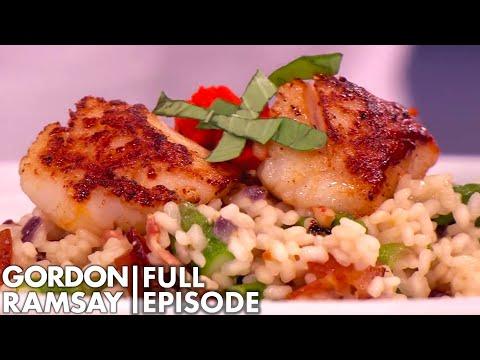 Shucking & Cooking Scallops   Culinary Genius