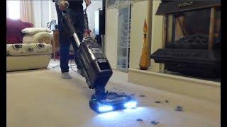 Shark Powered Lift Away NV681UKT Vacuum (UK): Demonstration