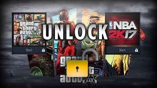 HOW TO PLAY LOCKED PS4 GAMES (WORKING 2020)