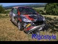 Rallye des Vins de Macon 2019 Crash, On The Limit By Rigostyle !