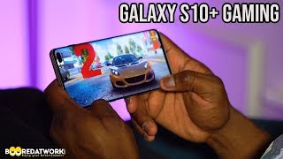 Samsung Galaxy S10+ Gaming with Snapdragon 855!