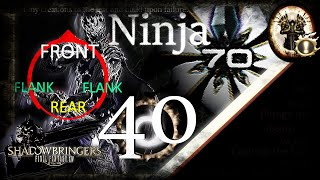 ff14 ninja rotation lvl 60 - TH-Clip