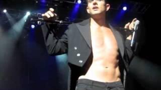 Joey McIntyre, Sweet Dreams/Twisted Mash Up, Atlantic City 5/28