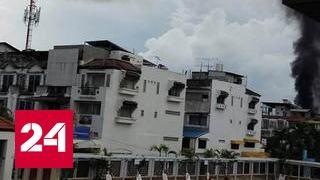 Взрыв в больнице Бангкока: пострадали 24 человека