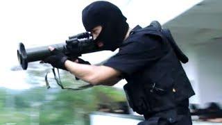 Băng Đảng Tội Phạm Dùng Súng Tên Lửa Để Bắn Đặc Nhiệm Tại Nhà Hoang | Phim Hành Động Võ Thuật