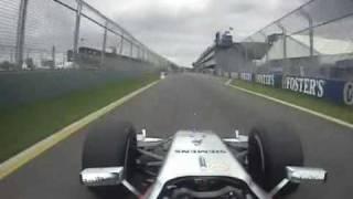 2006 Australian GP- Montoya vs Button, Fernando Alonso