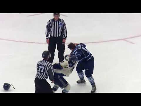Evan MacKinnon vs. Gabriel Villeneuve