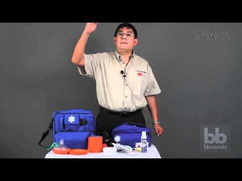 Tips para armar un botiquín -- bbmundo primeros auxilios