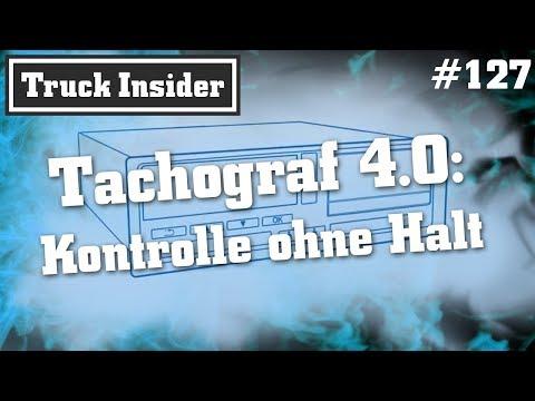 Truck Insider: Tachograf 4.0 – Kontrolle ohne Halt