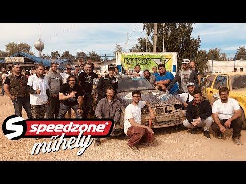 Speedzone Műhely: 24h Nyirádon