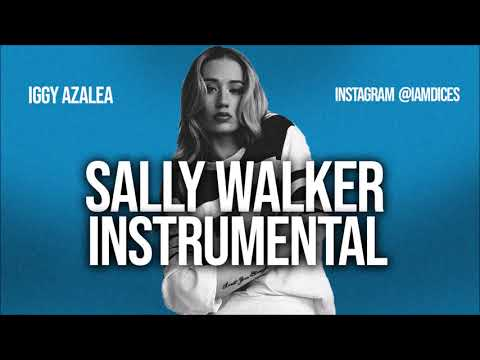 "Iggy Azalea ""Sally Walker"" Instrumental Prod. by Dices *FREE DL*"