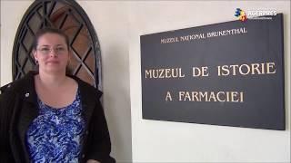 Sibiu: Turiștii pot afla istoria fascinantă a primei farmacii românești