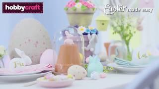 Easter Table Decoration Ideas | Hobbycraft