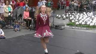 Murphy Irish Dancers – Hard Shoe Dances At Cleveland Art Museum