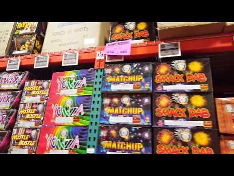 Download 2019 Red Apple Fireworks Walk Through W Prices