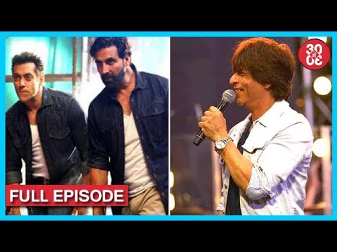 Akshay Kumar Trying To Patch Up With Salman | SRK Avoids Media At Farhan's Special Concert