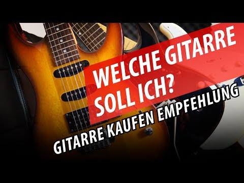 *Wichtig* Gitarre Kaufen Empfehlung Anfänger/Einsteiger Beratung