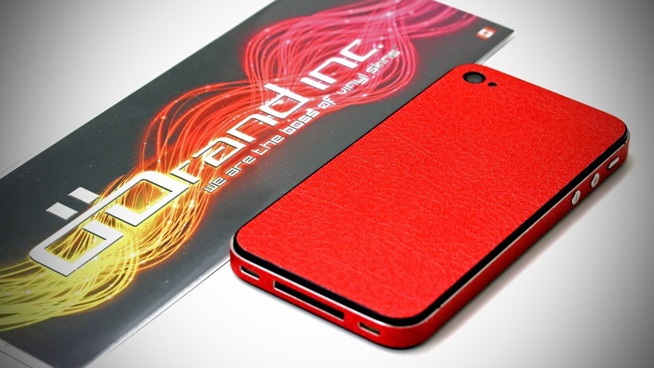 Giveaway - dbrand Textured Skins for iPhone 4 & 4S + PS Vita thumbnail