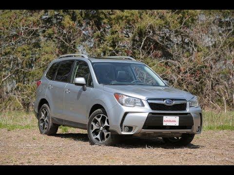 2014 Subaru Forester XT Review