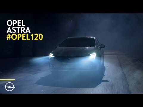 Opel: Born in Germany. Made for us all | Astra