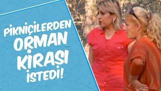 Mustafa Karadeniz - Piknikçilerden Orman Kirası İstedi!