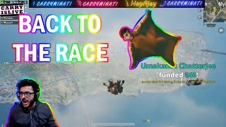 BACK TO THE RACE   CARRYMINATI   HIGHLIGHTS