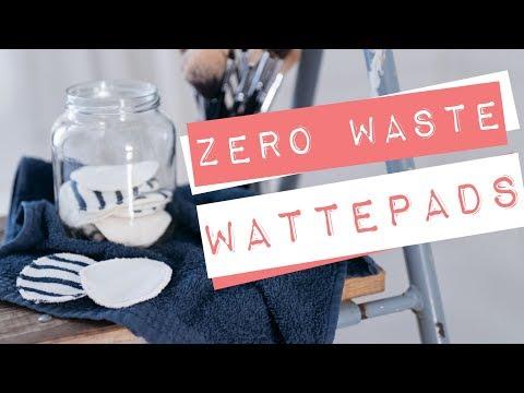 Zero Waste DIY aus Stoffresten - Kosmetikpads selber machen