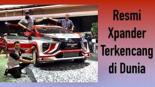Mitsubishi Xpander AP4 sudah jadi?