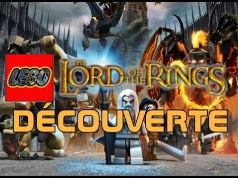 Vidéo LEGO Jeux vidéo WIILSDA : Lego Le Seigneur des Anneaux Wii