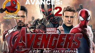 AVANSES: Avengers age of ultron PARTE 2 (LOQUENDO)