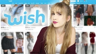 Wearing $5 Clothes From Wish For A Week!