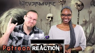 "NEVERMORE - This Godless Endeavor (REACTION) ""Tier III Request"""