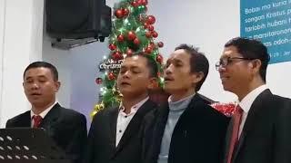 Lagu rohani Kabulkanlah - Victor Hutabarat (cover VG seksi bapa GKPS Klender)